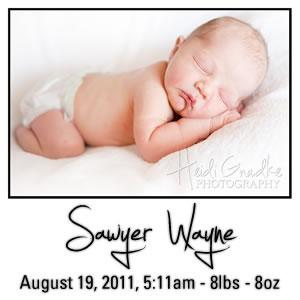 Sawyer Wayne